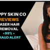 happy skin co laser hair removal reviews