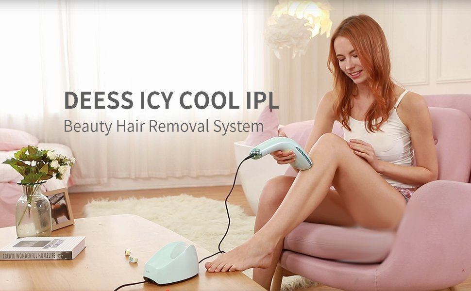 Deess Gp590 permanent hair removal