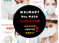 Amazon & Walmart n95 Masks – 100% Worth Buying??